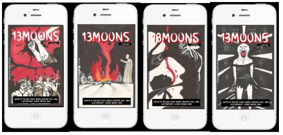 13 moons e book - elsieisy blog