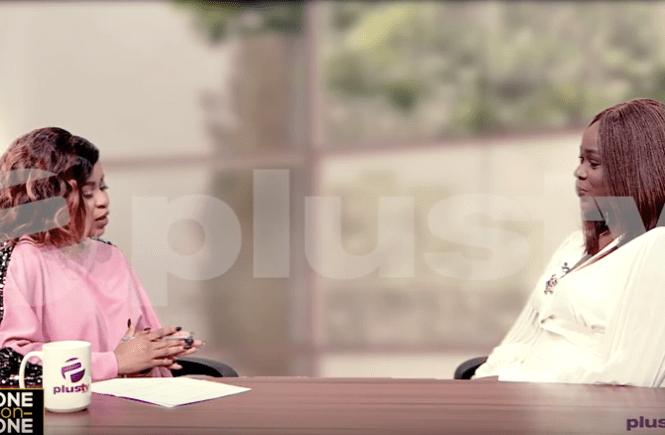 Elsie Godwin and Nkem Offonabo on Plus TV Africa - elsieisy blog