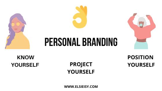Personal branding - elsieisy blog