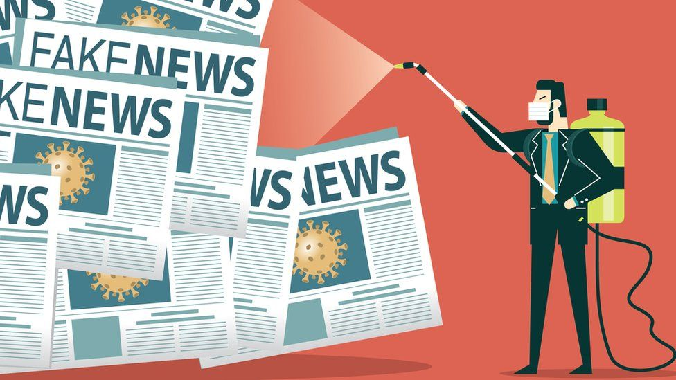 Using Social Media To Combat Fake News
