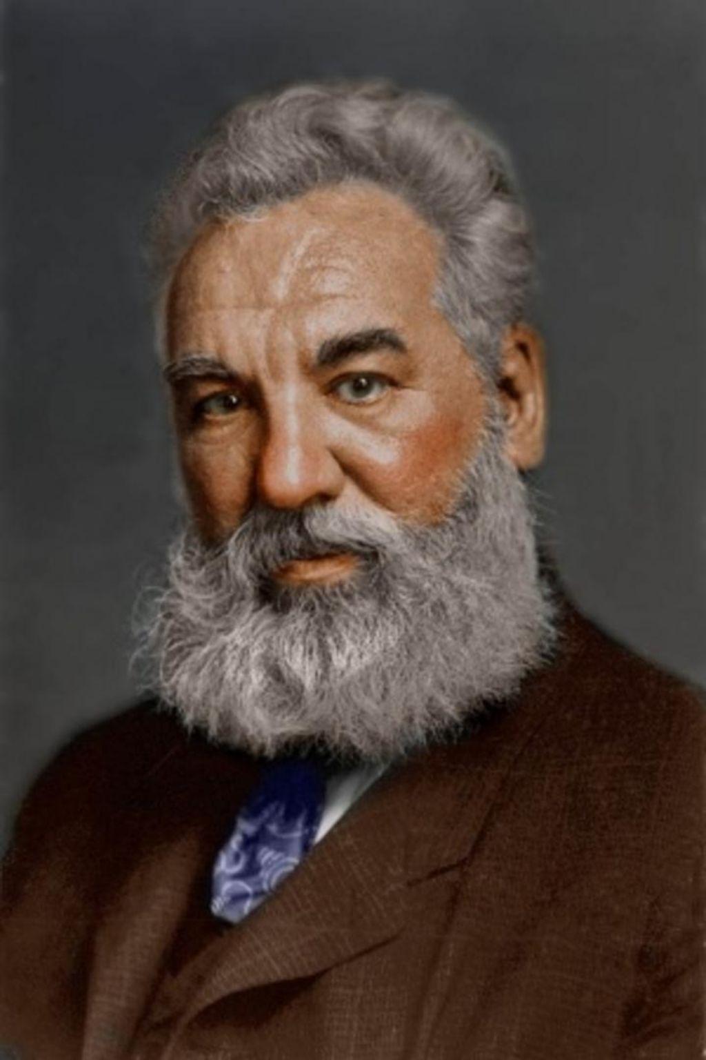 Nace Alexander Graham Bell Reconocido Inventor Y
