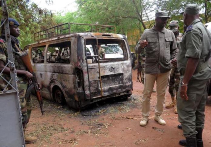 Resultado de imagen para ataque terrorista etnico en Mali