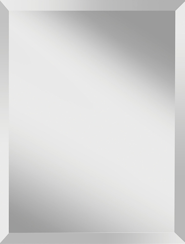40 x 60 beveled mirror unframed elsinore framing for Miroir 60 x 40