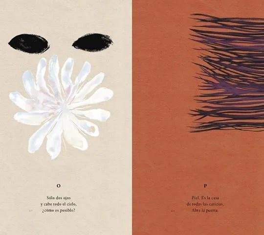 Abecedario del cuerpo imaginado 27 haikus. La estética y la belleza del formato y una manera de mirar el mundo.
