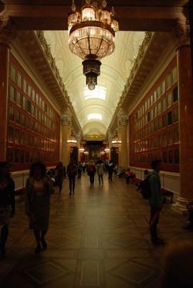Hermitage Sint Petersburg gallerij