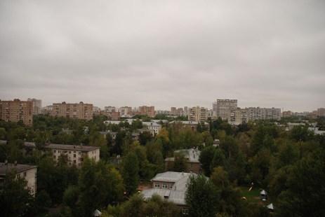 Couchsurfing Moskou Rusland