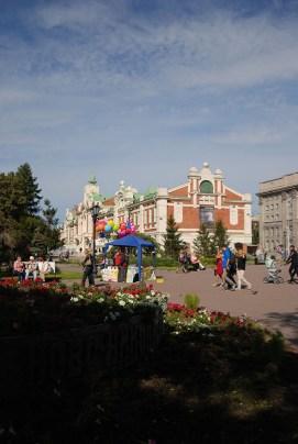 Novosibirsk park