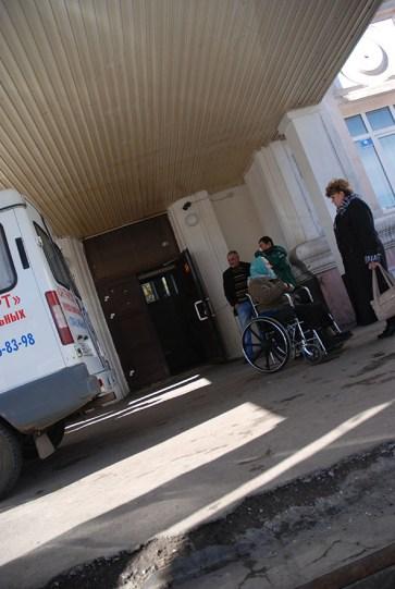 Ziekenhuis Irkutsk