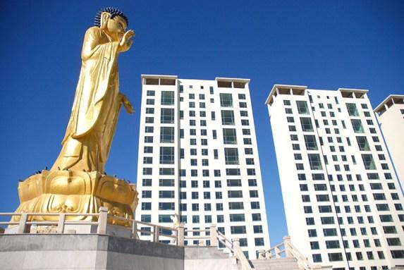 Boeddha Ulaanbaatar
