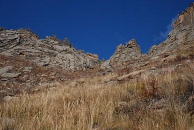 Gorkhi Terelj nationaal park klooster bergbeklimming