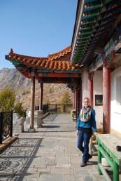 Gorkhi Terelj nationaal park klooster Els op Reis