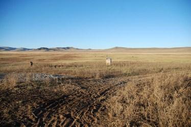 Wc Mongolië