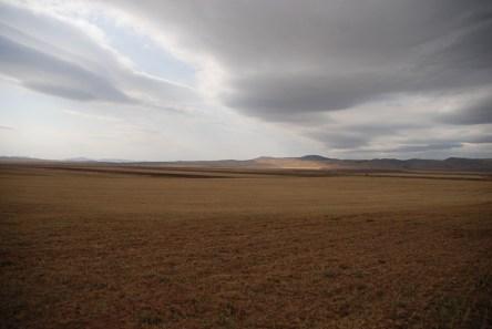 Rondreis Mongolië uitzicht