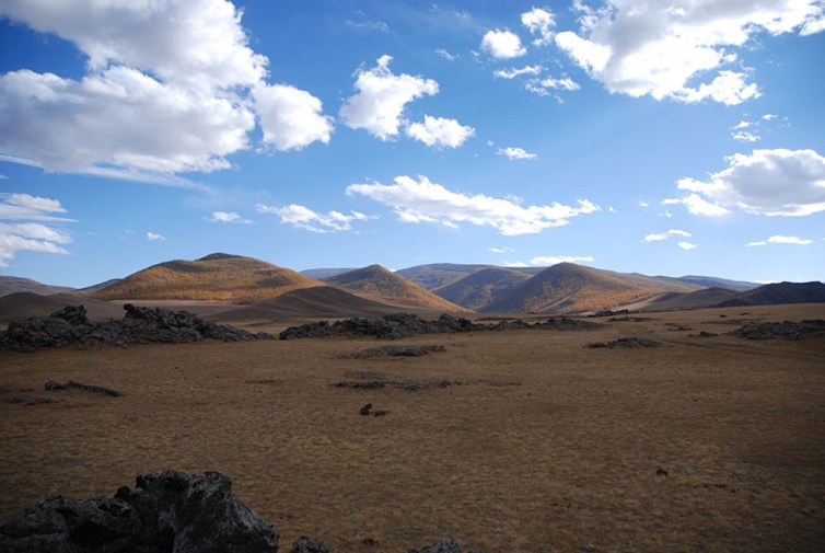 Orkhon valley Mongolië