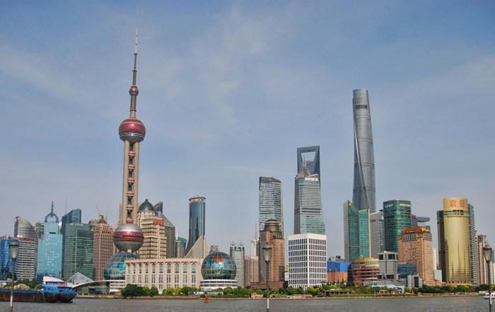 Shanghai de Bund China