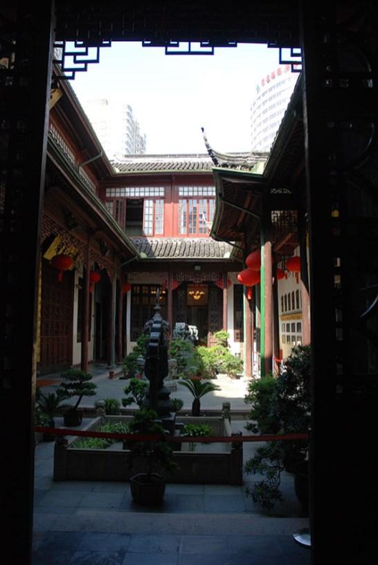 Jade boeddha tempel Shanghai