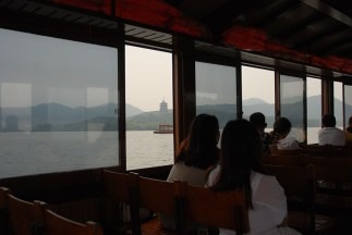 West lake Hangzhou boot
