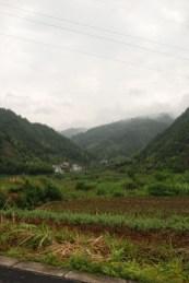 Uitzicht Tunxi Hongcun Xidi