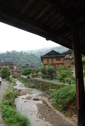 Longsheng rijstterrassen Dazhai