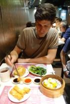 One Dim Sum restaurant Hong Kong