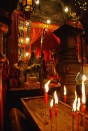 Offers Man Mo tempel Hong Kong