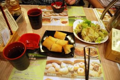 Tim Ho Wan Hong Kong lunch