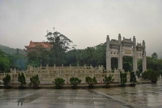 Big Boeddha Po Lin klooster Hong Kong