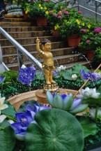 Big Boeddha Po Lin Klooster Hong Kong detail