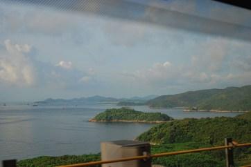 Eilanden van Hong Kong