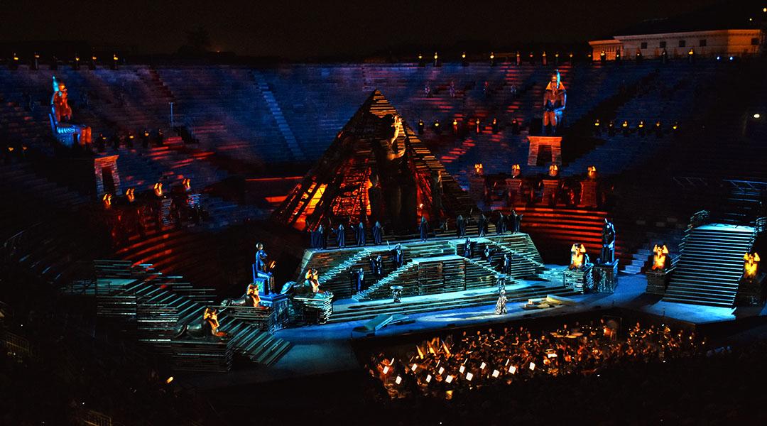 Opera Verona Italië