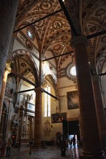 Verona Italië Sant'Anastasia