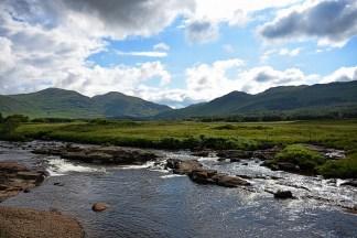 Landschap Ilse of Mull Schotland