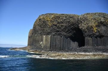 Staffa eiland Schotland