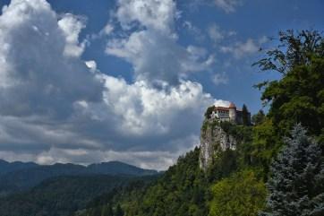 Kasteel Bled Slovenië
