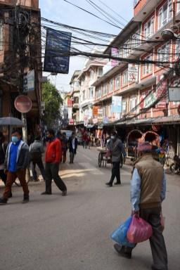 Winkeltjes Thamel Kathmandu