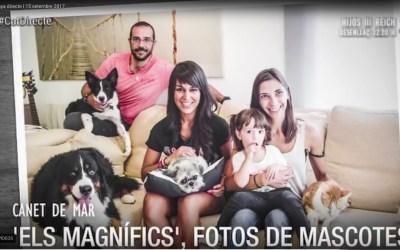 Els Magnifics en Catalunya Directe de 8TV