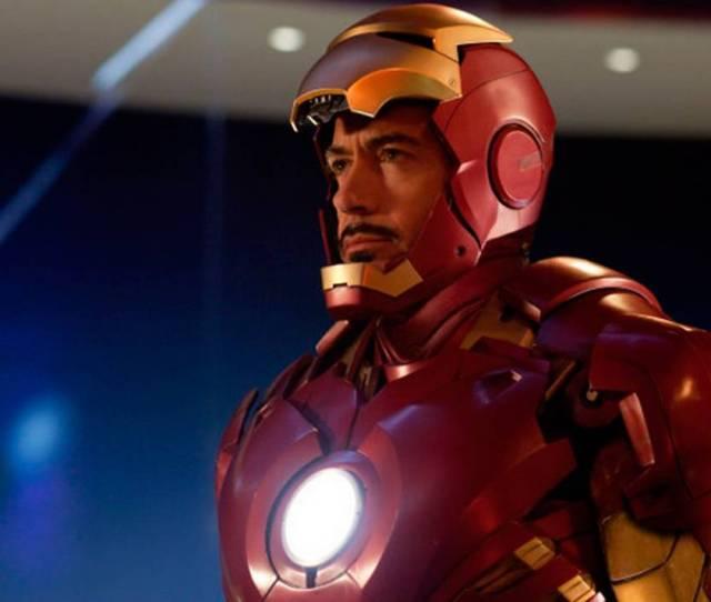 Roban La Armadura Original De Iron Man El Sol De Mexico