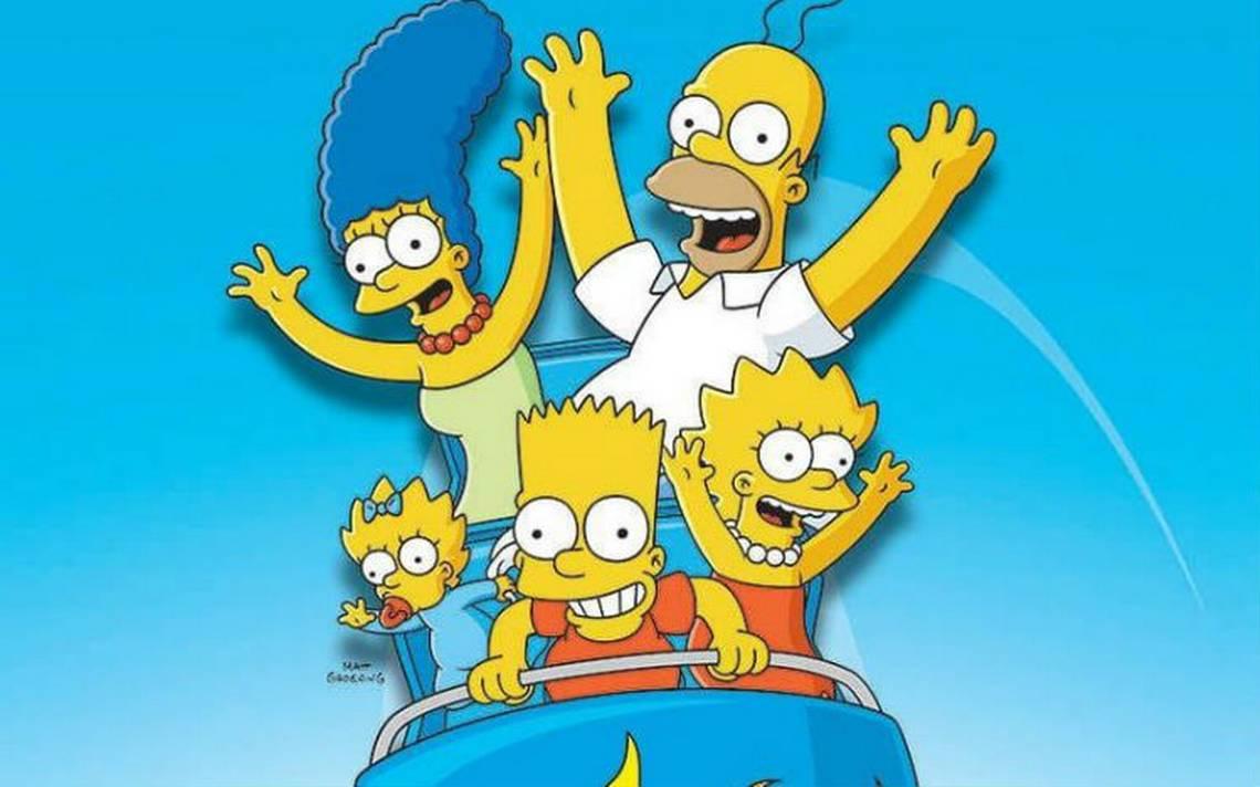 porque los Simpson son amarillos