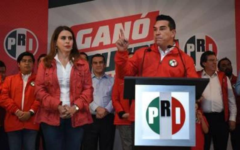 Alejandro Moreno se proclama nuevo presidente del PRI - El Occidental