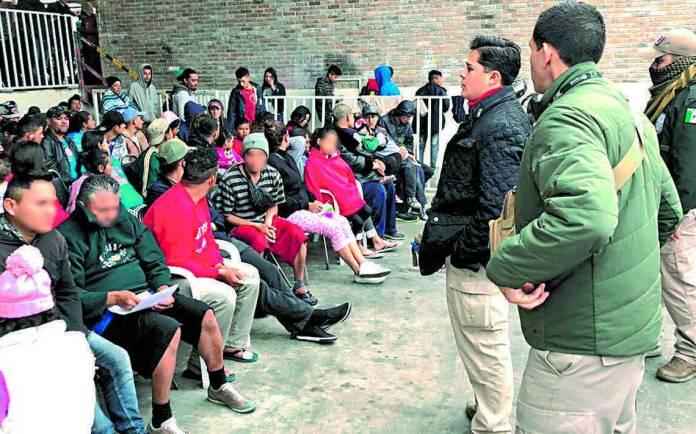 Resultado de imagen de refugiados en mexico