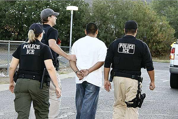 Dicen deportaciones masivas inician este domingo