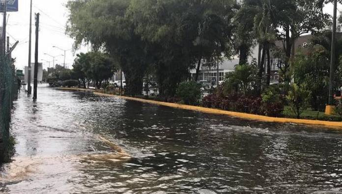Camaron Sabalo flooding