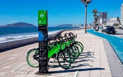 Image result for bici publicas mazatlan
