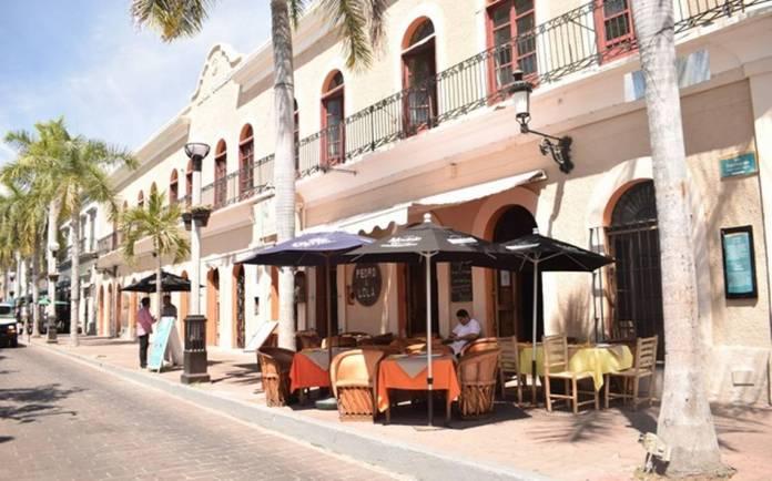 Restaurantes en Plazuela Machado de Mazatlán listos para atender a  comensales - El Sol De Mazatlán