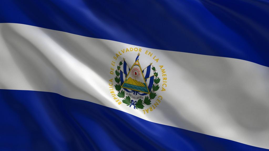 El Salvador Flag Color