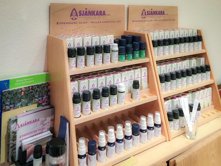 Aromabar - Voetreflexpraktijk Els van Daele