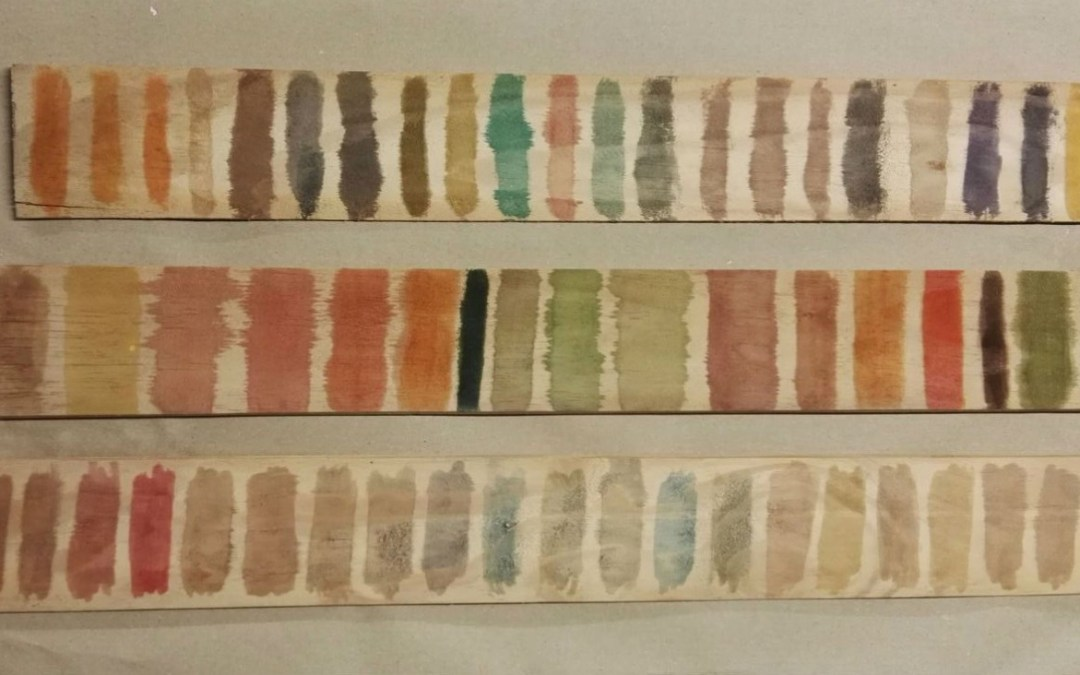 Como hacer tintes imitación madera