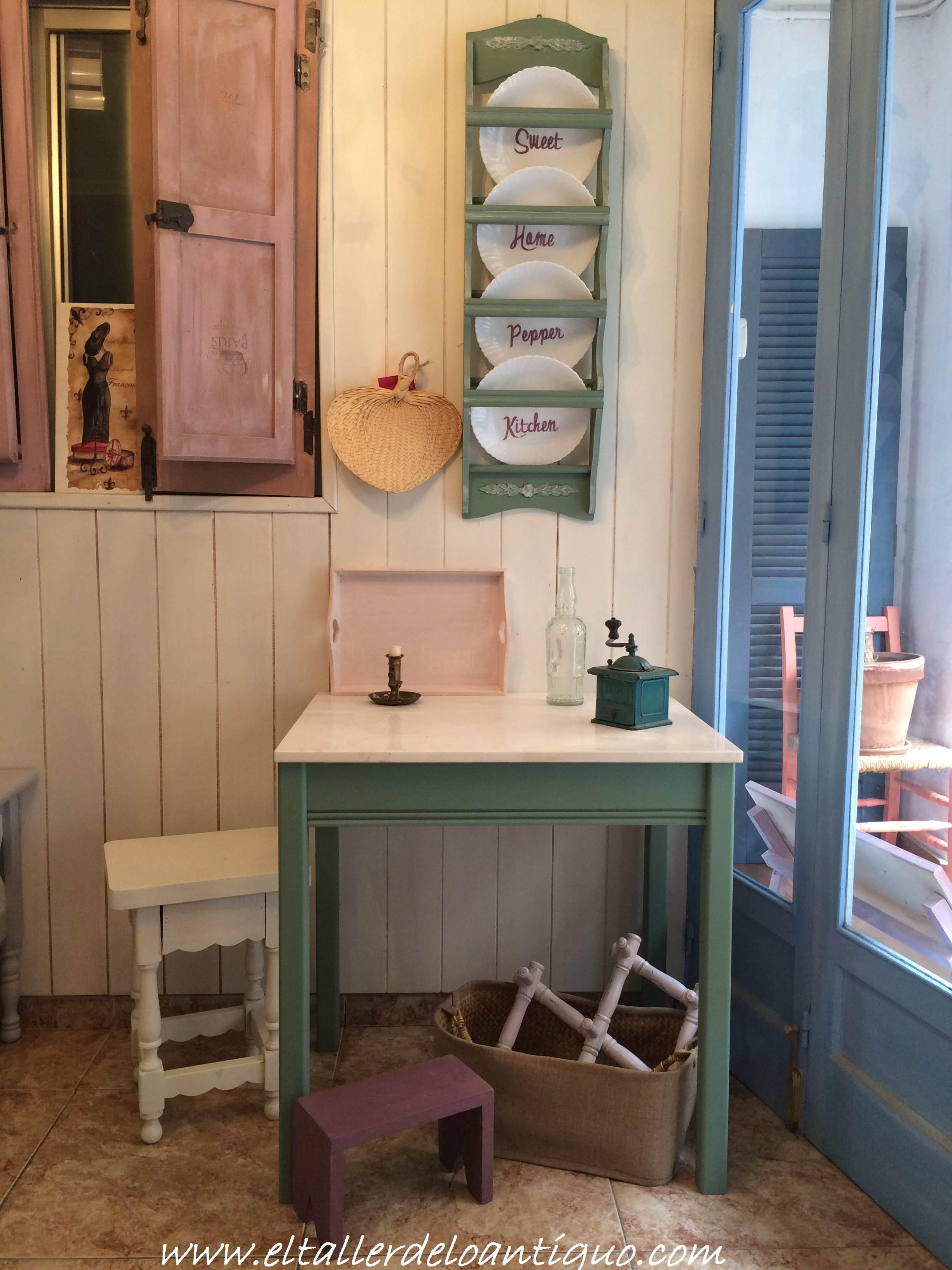 Restaurar Muebles De Cocina Espero Que Os Haya Gustado Y Que Os  ~ Como Restaurar Muebles De Cocina