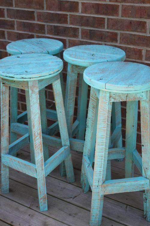 Pintar Muebles De Azul Turquesa El Taller De Lo Antiguo