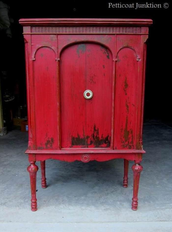 5-Pintar-muebles-rojo-toscana